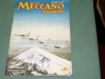 MECCANO MAGAZINE 1960 January Vol XLV No.1